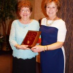 Image og Inductee Beverly Prindle Miller and Mary Kay Borkowski